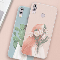 华硕Asus Zenfone 5z ZS620KL手机壳ZE620KL硅胶软套文艺女款防摔