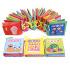 【爆款直降】婴儿撕不烂布书 宝宝早教布书带响纸系列 婴儿玩具0-1-3岁 宝宝礼物