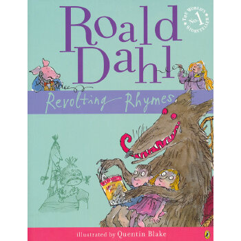 Revolting Rhymes 罗尔德·达尔儿童诗歌(插画版) ISBN 9780141501758