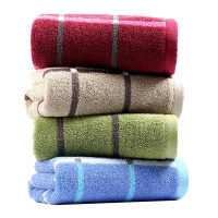 毛巾纯棉男女情侣款4条装全棉柔软强吸水洗脸家用面巾 i5w