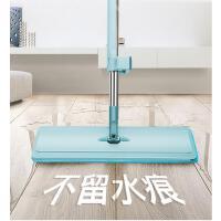 平板拖把免手洗家用大号瓷砖木地一拖净干湿两用网红懒人抖音拖布