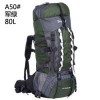 户外登山包 80L男大容量双肩背包背囊行李旅行包WSBB 80L