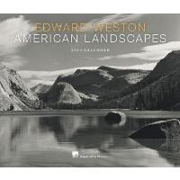 英文原版 波士顿美术博物馆2019年挂历 爱德华・韦斯顿摄影作品 艺术日历 Edward Weston America