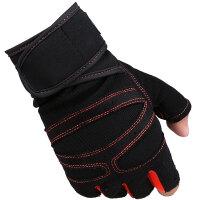单双杠专用手套 运动健身手套男女房半指器械训练单杠哑铃护腕防滑透气护手掌耐磨HW