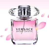 Versace范思哲晶钻/粉钻/香恋水晶女士香水30ml/50ml/90ml