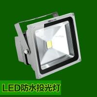 雷士LED投光灯防水户外室外灯泛光外墙灯广告灯20w30w50W100W射灯