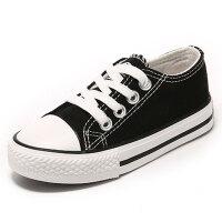 儿童帆布鞋女童小白鞋男童板鞋秋冬新款幼儿园宝宝鞋
