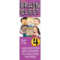 Brain Quest Grade 4, revised 4th edition 智力开发系列:4年级益智 ISBN9