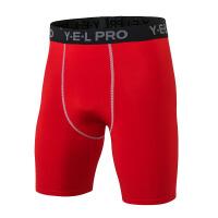 男士运动 健身跑步紧身训练短裤 速干短裤