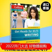 柯林斯基础雅思写作 英文原版 Collins Get Ready for IELTS Writing 英文版英语考试辅