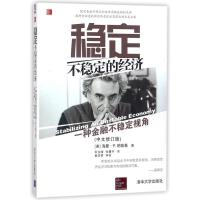 稳定不稳定的经济――一种金融不稳定视角中文修订版 清华大学出版社