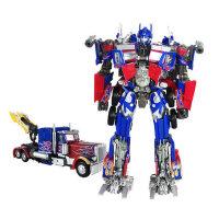 变形金刚男孩玩具电影版大师级mpm04擎天柱变形机器人