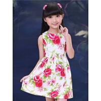 女童夏装裙子大童女孩夏天衣服公主连衣裙 6-7-8-9-10-11-12-13岁