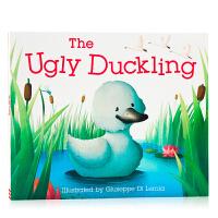 DK 丑小鸭 The Ugly Duckling 英文原版绘本 经典童话故事 幼儿启蒙认知早教绘本 亲子共读 睡前故事