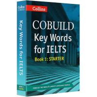 柯林斯雅思英语关键词汇1 初级 英文原版 COBUILD Key Words for IELTS: Book 1 Sta