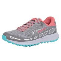 哥伦比亚女鞋(COLUMBIA)春夏新品户外舒适轻便徒步鞋越野跑鞋DL1217