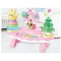 儿童玩具 电子琴玩具声光音乐故事机宝宝儿童早教益智礼盒装生日礼物 组合琴