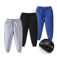 男童裤子秋装儿童休闲长裤运动裤