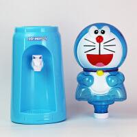 抖音同款多啦a梦机器猫小饮水机八杯水迷你微型宿舍用可爱卡通
