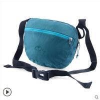 小巧精致男女斜挎包休闲运动徒步登山骑行旅行腰包户外多功能腰包