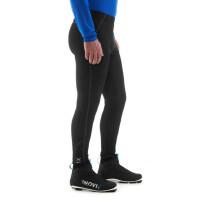 户外运动男女式越野滑雪紧身裤男士健身裤女士健身裤九分裤