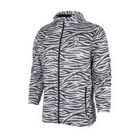 adidas阿迪达斯男子外套夹克2018曼联足球运动服AZ5338