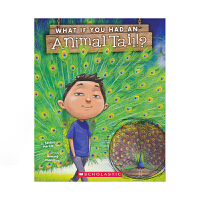 Scholastic What If You Had An Animal Tail 如果你有动物的尾巴 Sandra