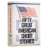 50篇美国短篇小说英文版 fifty Great American Short Stories 英文原版 经典文学短篇