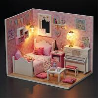 6-12岁小女孩玩具生日礼物 儿童手工娃娃屋女童过家家玩具