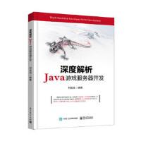 深度解析Java游戏服务器开发,何金成著,电子工业出版社9787121301421