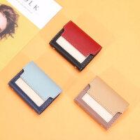 大容量女士卡包女式小巧可爱超薄韩国精致高档小ck卡夹卡套名片夹