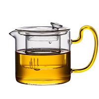 唐丰玻璃茶壶温茶器过滤泡茶壶煮茶壶黑茶保温座温水烧水壶套装