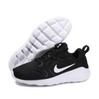 NIKE耐克女鞋休闲鞋2017夏季黑白奥利奥透气跑步运动鞋833666