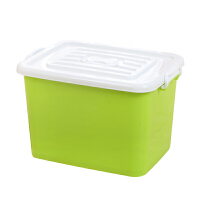 收纳箱有盖塑料加厚特大号大容量整理箱家用储藏衣物学生宿舍被子
