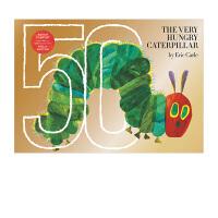 好饿好饿的毛毛虫50周年金版 The Very Hungry Caterpillar