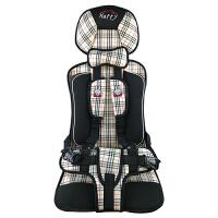 儿童安全座椅汽车用9个月-12岁简易便捷式车载坐垫宝宝0-4 3-12岁