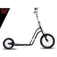 20180317072513915 城市小孩儿童青少年男女生代步可折叠滑板车减震充气大小两轮