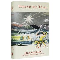 Unfinished Tales 英文原版小说 努门诺尔与中洲之未完的传说 指环王系外传 英文版现货正版进口英语书籍