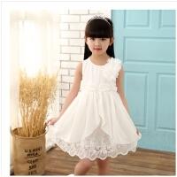 女童连衣裙夏款童装儿童公主裙8岁小女孩9连衣裙