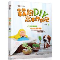 【新书店正版】软陶DIY高手养成记,曾智康,中国轻工业出版社9787518407569