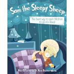 【预订】Sam the Sleepy Sheep: The Best Way to Get Children to G