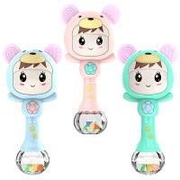 儿童宝宝手摇铃音乐节奏棒3-6-12个月婴儿玩具0-1岁摇铃