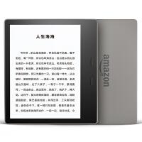 全新Kindle Oasis 3 电子书阅读器 新升级冷暖色智能调光 防水溅 尊享版 旗舰版 商务大屏