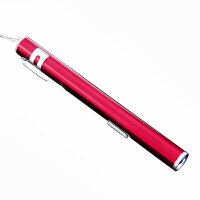 微型手电筒 迷你USB可充电强光远射便携家用户外水袖珍手电筒