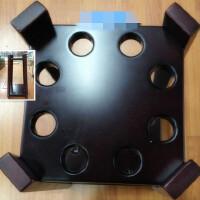 星牌落地式 8孔台球杆架 放杆器 架杆器可插8支球杆
