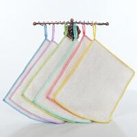 爱竹人洗碗巾白色2条装