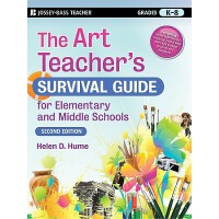 The Art Teacher's Survival Guide for Elementary and Middle Scho... 9780470183021