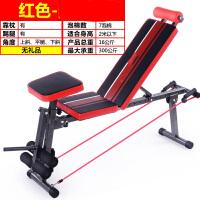 家用多功能哑铃凳可折叠式仰卧起坐板腹肌健腹椅卧推健身器材