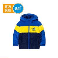【1件3.5折到手价:160.6】361度男童装 男童保暖羽绒服外套冬季新品 K51744911