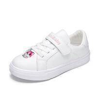 女童鞋儿童小白鞋2020春季新款百搭女孩运动鞋春秋小学生鞋子